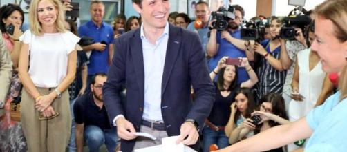 Continúa la campaña para la segunda vuelta de las elecciones del PP