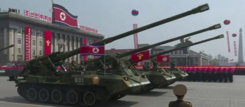 Is the denuclearization of North Korea working? [Image source: VOANews/Youtube]