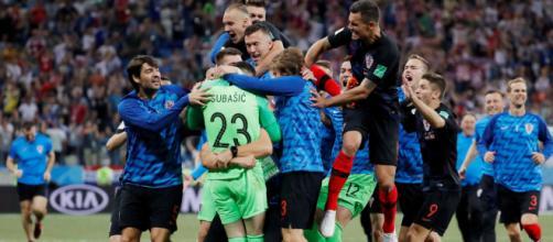La Croatie a vaincue la Russie aux tirs aux buts et rejoint maintenant le dernier carré de la compétition.