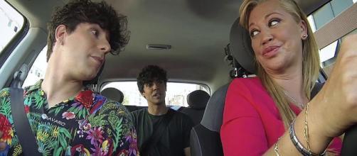 Sálvame: Belén Esteban estrena sección en su carro con los Javis (Resumen)