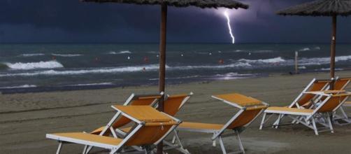 Meteo agosto instabile temporali
