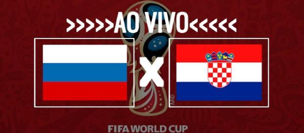 Copa do Mundo: Rússia x Croácia