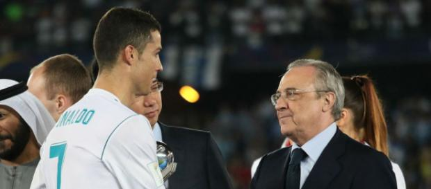 Florentino Perez: I Want Cristiano Ronaldo to Finish at Real Madrid - beinsports.com
