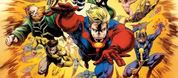 Watchmen contará con la participación de Jeremy Irons, actor de 'Justice League'
