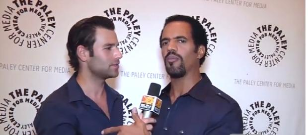 Neil and Ashley may betray Victor or Y&R [Image credit: Joe Reznek YouTube}