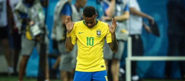Neymar é o principal jogador da seleção brasileira