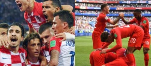Croazia-Inghilterra, semifinale non pronosticata ai Mondiali di Russia 2018