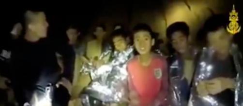 TAILANDIA / Los 12 niños deberán sumergirse en tramos con poca luz y estrechos