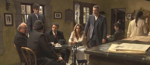 Il Segreto trame spagnole, Emilia ed Alfonso assassini