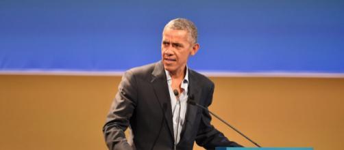 MADRID / Barack Obama dio una conferencia en la Cumbre de Economía Circular