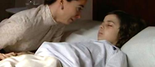 Una Vita, puntate di luglio: la tragica morte del piccolo Tirso