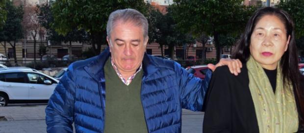 Bernardo Pantoja se casa con Junco a los 67 años de edad