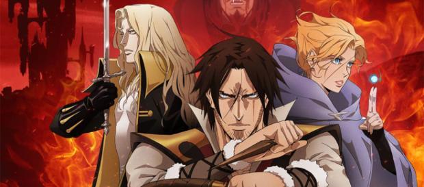 La segunda temporada de la serie animada Castlevania tiene fecha oficial para su estreno