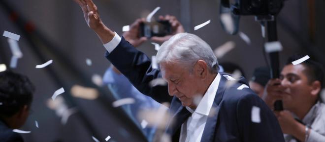 La situación crítica de México hizo que el 63% ejerciera su derecho a votar el 1 de julio