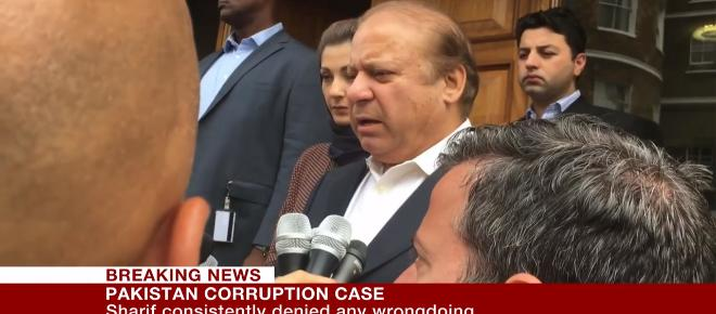 Nawaz Sharif's political future looks finished with a ten-year jail term