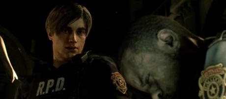 Capcom hints that the camera view for 'Resident Evil 2' will feel different from previous titles [Image Credit: IGN/YouTube]