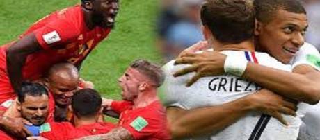 Francia y Bélgica se enfrentarán en una épica semifinal en el Mundial de Rusia 2018