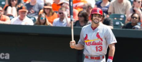 Matt Carpenter is looking to make his fourth All-Star appearance. [Image Source: Flickr | Keith Allison]