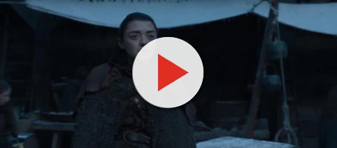 Arya Stark's ending might have been revealed in Maisie Williams' new Instagram post. - [TheCell8 / YouTube screencap]