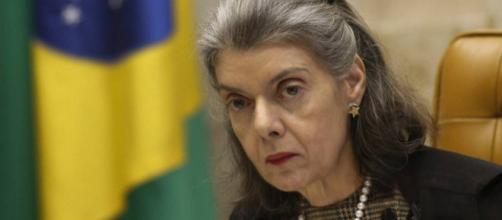 Cármen Lúcia, ministra do Supremo Tribunal Federal