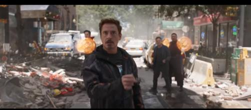 Tony Stark in 'Avengers 3' trailer. - [Marvel Entertainment / YouTube screencap]