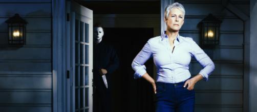 Halloween: l'atteso trailer ufficiale del sequel diretto da David ... - leganerd.com