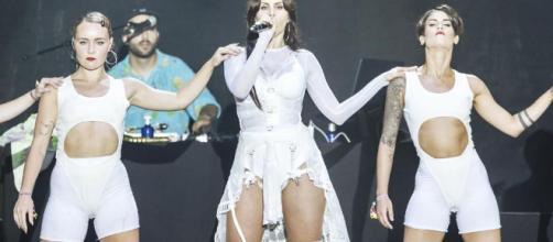 'La Mala Rodríguez' triunfa en Sagunto con su rap