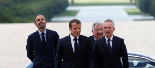 Ouverture du Congrès à Versailles pour l'intervention de Macron ... - liberation.fr