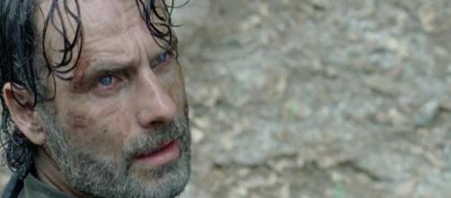 Rick Grimes could survive 'The Walking Dead' Season 9. - [Daryl Dixon / YouTube screenca[]