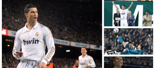 Cristiano Ronaldo se va del Real Madrid para la Juventus