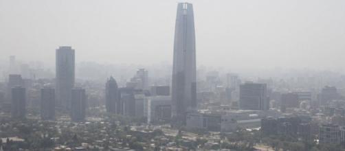 SANTIAGO DE CHILE / Se decretó preemergencia ambiental por contaminación del aire