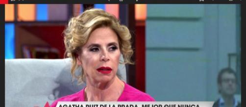 'Viva la vida': Ágatha Ruiz de la Prada admitió estar enamorada de Luis Miguel Rodríguez