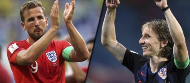 Inglaterra y Croacia definirán uno de los finalistas de Rusia 2018