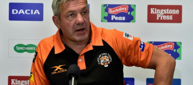 Daryl Powell was rightly angry with his side after a disappointing 18-32 defeat at home on Friday night. (loverugbyleague/Youtube screencap)