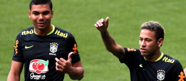 Mercato : Neymar rêve de Casemiro au PSG