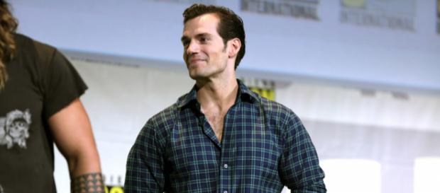 Photo of actor Henry Cavill. - [Gage Skidmore / Flickr]