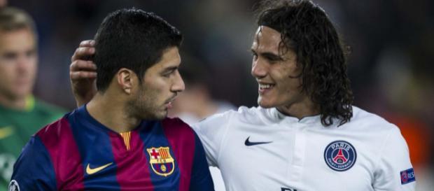 PSG : Cavani laissera-t-il sa place à Suarez ?