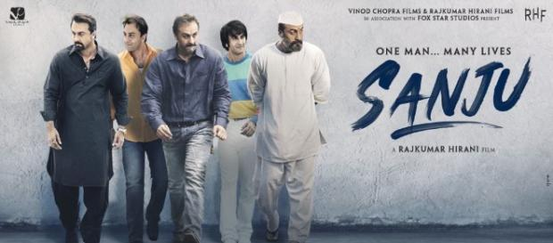 Sanju breaks records at the box-office ... (image via Rajkumar Hirani/Twitter)