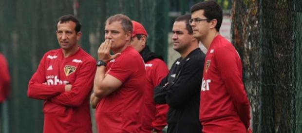 São Paulo irá disputar mais um jogo-treino.