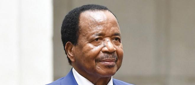 Alerte info : Le président Paul Biya du Cameroun se déclare pour l'élection présidentielle