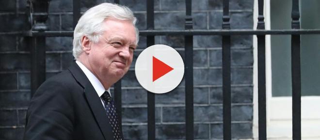 David Davis : son long parcours au sommet des instances britanniques