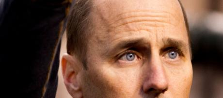 Yankees General Manager Brian Cashman. [image source: Keith Allison- Wikimedia Commons]