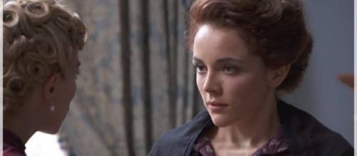 Anticipazioni Una Vita: l'ex cameriera Sara ritorna ad Acacias 38 e diventa complice di Mauro