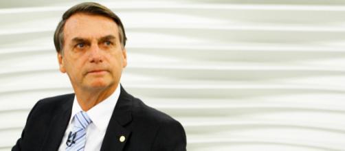 Bolsonaro foi o entrevistado da vez do programa