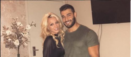 Britney Spears y Sam Asghari un noviazgo que puede terminar en una boda