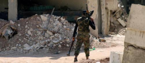 L'Etat Islamique vient de prendre en otages une trentaine de personnes suite à une séries d'attaques dans la province de Soueida.