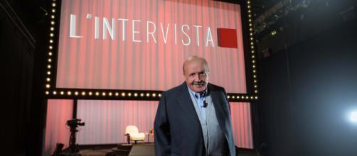 Maurizio Costanzo intervistato