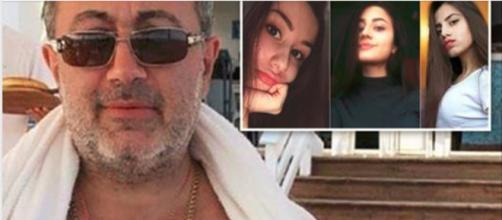 Mosca, tre sorelle uccidono il padre.