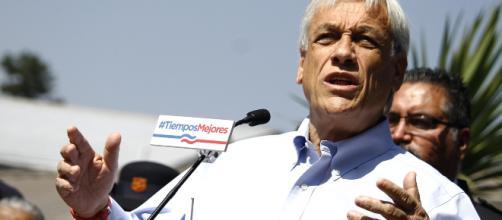 Piñera se pronunció en contra del aborto libre en su país