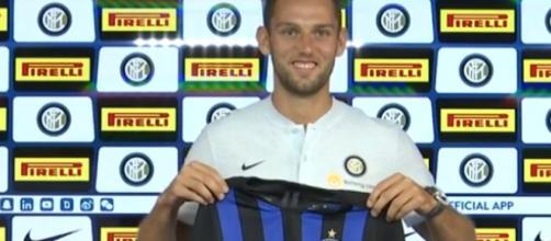Stefan De Vrij, difensore dell'Inter